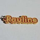 Pauline Single & Dual Color 3D Printable Keychain-Badge-Stamp | Other Files | Graphics
