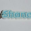 Shane Single & Dual Color 3D Printable Keychain-Badge-Stamp | Other Files | Everything Else