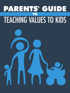 Parents Guide to teach Values | eBooks | Education