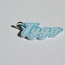 Tygo Single & Dual Color 3D Printable Keychain-Badge-Stamp | Documents and Forms | Templates