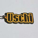 Uschi Single & Dual Color 3D Printable Keychain-Badge-Stamp | Software | Home and Desktop