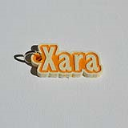 Xara Single & Dual Color 3D Printable Keychain-Badge-Stamp | Other Files | Patterns and Templates