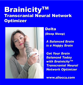 brainicitytm transcutaneous neural network optimizer - delta