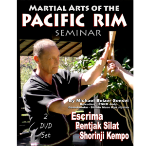 Martial Arts of the Pacific Rim SEMINAR (2 DVD Set)  By Michael Bilzer Sensei - DOWNLOAD | Movies and Videos | Special Interest