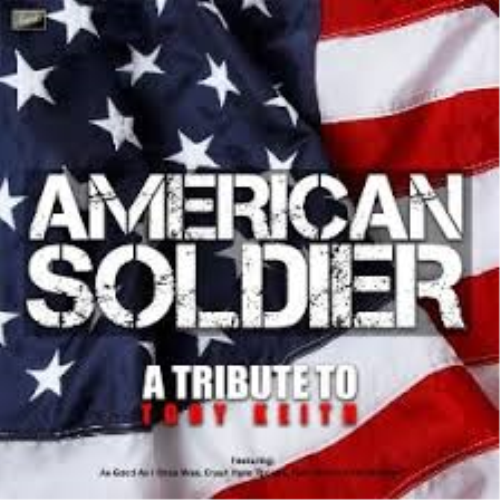First Additional product image for - America Soldier Toby Keith SAT Lead sheet with SATB Choir back up