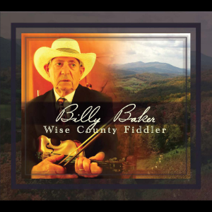 "cd-292 billy baker ""wise county fiddler"""