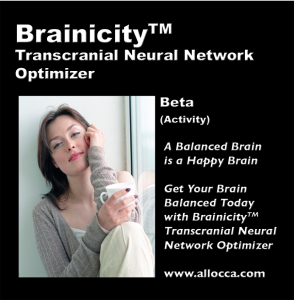 BrainicityTM Transcutaneous Neural Network Optimizer - Beta | Music | Other