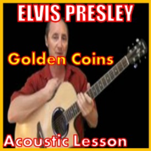 Learn to play Golden Coins by Elvis Presley | Movies and Videos | Educational