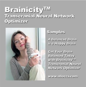 BrainicityTM Transcutaneous Neural Network Optimizer - Samples | Music | Other
