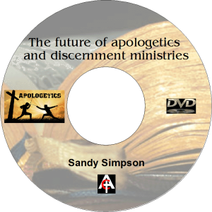 The future of apologetics and discernment ministries (MP4) | Movies and Videos | Religion and Spirituality