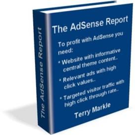 The adsense report | eBooks | Business and Money