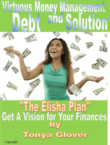Virtuous Debt Solution- The Elijah Plan | eBooks | Finance