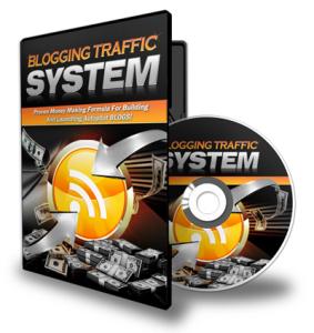Blogging Traffic System | eBooks | Internet