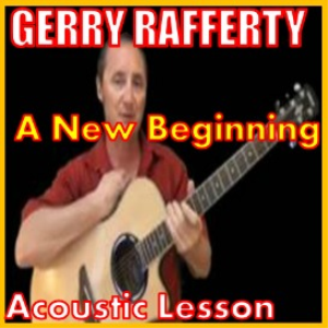 Learn to play A New Beginning by Gerry Rafferty | Movies and Videos | Educational