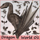 DRAGON WORLD 1 - Commercial Use | Photos and Images | Animals