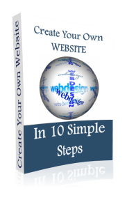 Create Your Website In 10 Simple Steps | eBooks | Business and Money