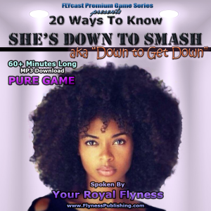 20 Ways to Tell She's Down to Smash (Audio MP3) | Audio Books | Self-help
