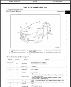 nissan sentra b17 2014 service & repair manual & wiring diagram