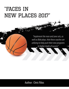 Faces in New Places 2017 Playbook | eBooks | Sports