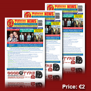 Midleton News February 1st 2017 | eBooks | Magazines