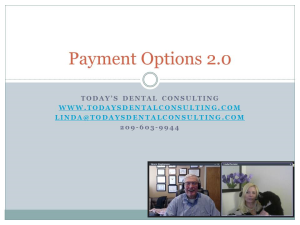 Payment Options 2.0 | Documents and Forms | Business