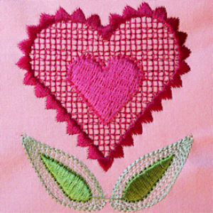 Love Blooms VP3 | Crafting | Embroidery