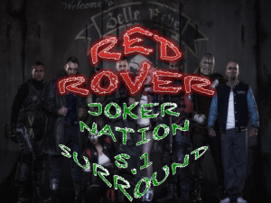 Red Rover Joker Nation 5.1 Surround | Music | Rock