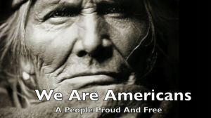 We Are Americans | Movies and Videos | Music Video