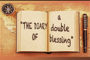 the diary of a double blessing