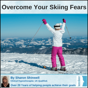 skiing nerves-zipped folder & mp3's