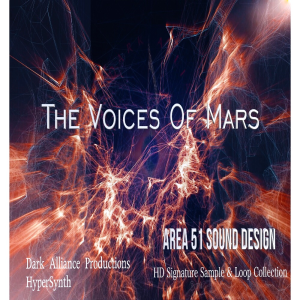 the voices of mars