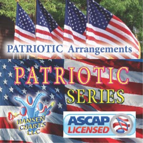 First Additional product image for - Semper Paratus Coast Guard Theme Song arranged for 5441 big band and optional SATB choir