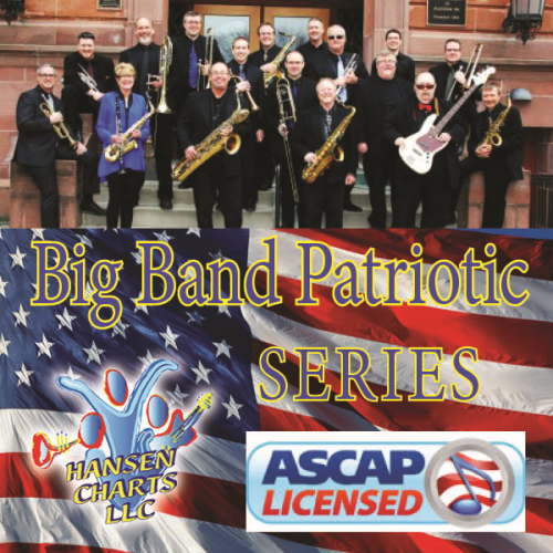 Second Additional product image for - Semper Paratus Coast Guard Theme Song arranged for 5441 big band and optional SATB choir