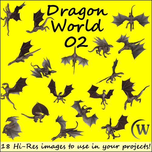 First Additional product image for - DRAGON WORLD 2 - Commercial Use