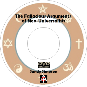 fallacious arguments of neo universalists (mp4)