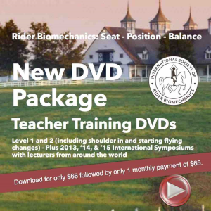 sale: half price!!! entire dvd set: level 1 & level 2 teacher training.  colleen kelly and isrb lecturers & presenters from around the world.