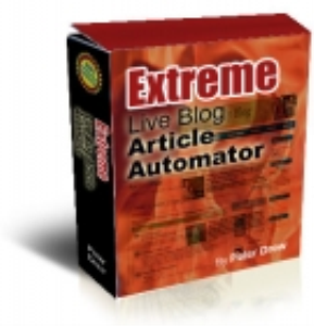 extreme live blog article automator