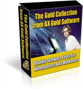 the gold collection from ax gold software