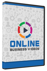 online business videos with master resell rights