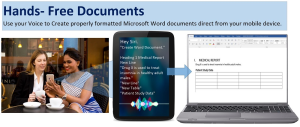 hands free documents