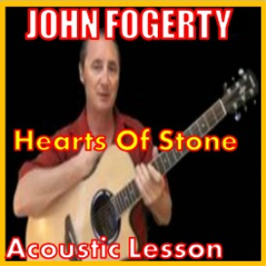 learn to play hearts of stone by john fogerty