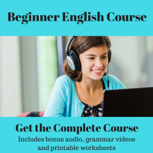 elllo english book / course for beginners