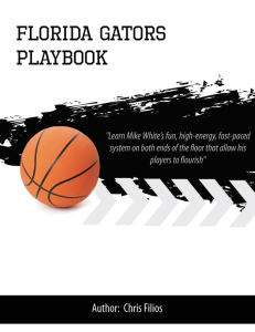 Mike White Florida Gators Playbook | eBooks | Sports