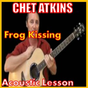 Learn to play Frog Kissin by Chet Atkins | Movies and Videos | Educational