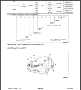 2016  nissan juke f15 service repair manual & wiring diagram