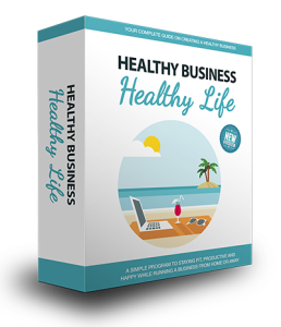 healthy business healthy life upgrade