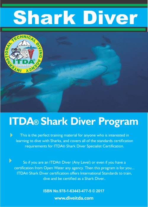 First Additional product image for - ITDA Shark Diver