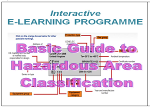 e-learning course Basic Guide to Hazardous areas | Other Files | Everything Else
