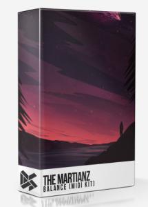 thexmartianz - balancex(midi hi-hat loop)