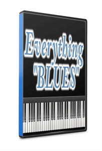 everything about blues piano